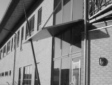 Fabriks- og administrtionsbygning i Galten – 2.