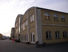 Erhvervs Center Frichs