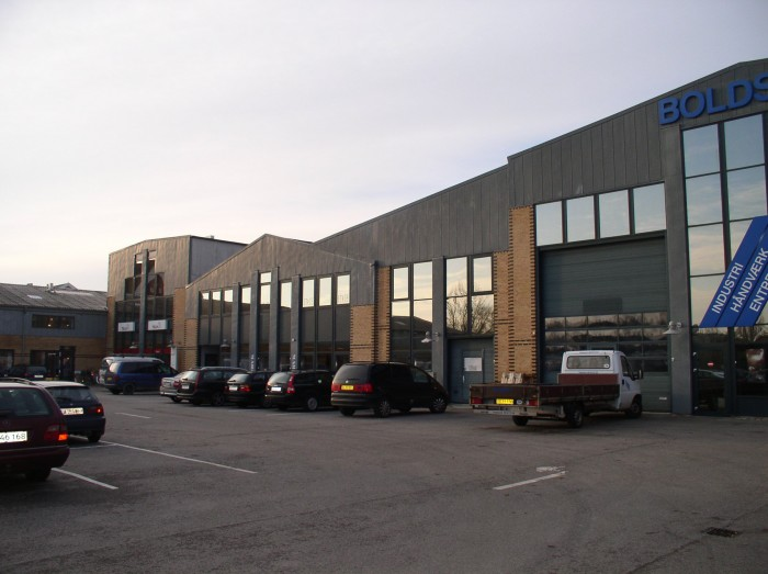 Erhvervs Center ÅM