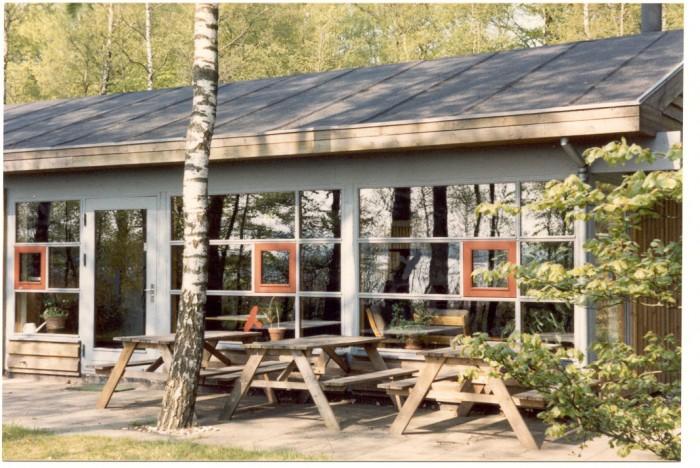 Kajakkub, facade.