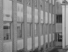 Skanderborg rådhus, oprindeligt.