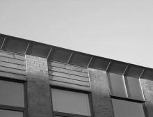 Skanderborg rådhus, detalje